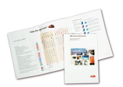 Kursprogramm der ABB University Switzerland